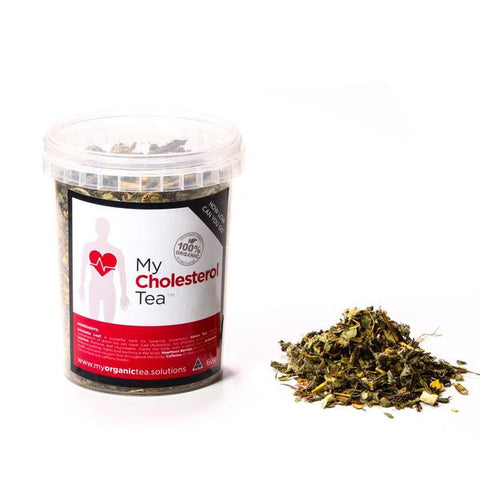 My Cholesterol Loose Leaf Organic Tea