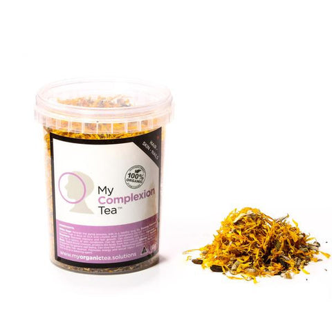 Complexion Loose Leaf Organic Tea - Southern Cross Beauty