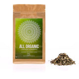 Lemongrass & Peppermint Loose Leaf Organic Tea 50g - Southern Cross Beauty