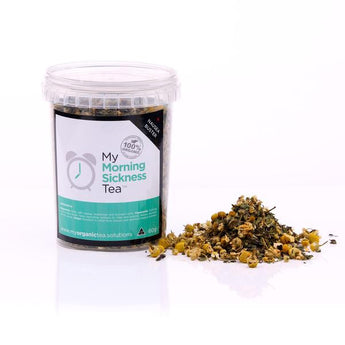 Morning Sickness Loose Leaf Organic Tea - Southern Cross Beauty
