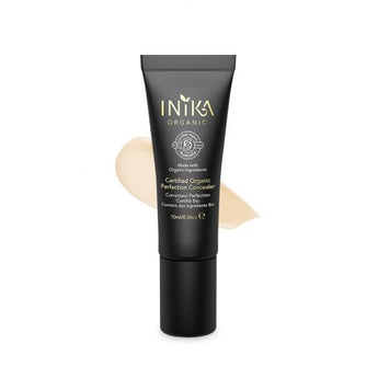 INIKA Certified Organic Concealers - Southern Cross Beauty