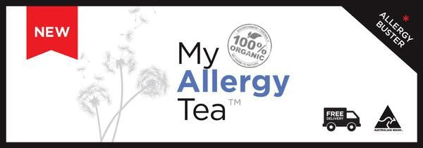 Allergy Hayfever Loose Leaf Organic Tea