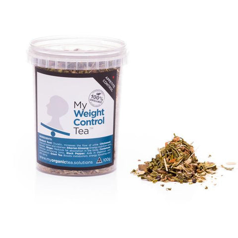 Weight Control Loose LEaf Tea - Southern Cross Beauty