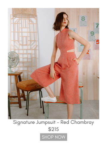 SIGNATURE_JUMPSUIT_RED_CHAMBRAY