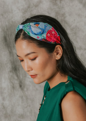 Cornflower Wonder Headband