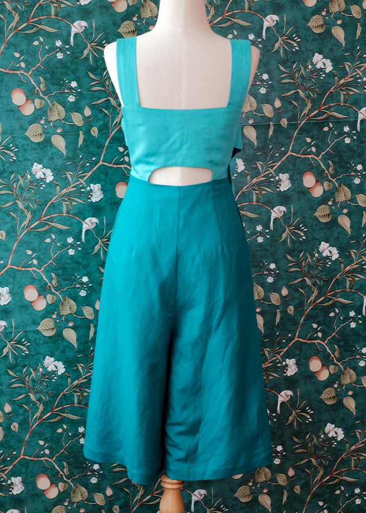 Clio Colour Block Jumpsuit