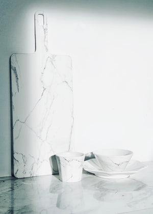 Load image into Gallery viewer, Marble Serving Platter