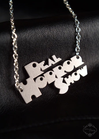 Real Horror Show Clockwork Orange Necklace in stainless steel