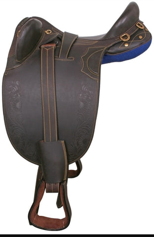 Flair Stock Saddle
