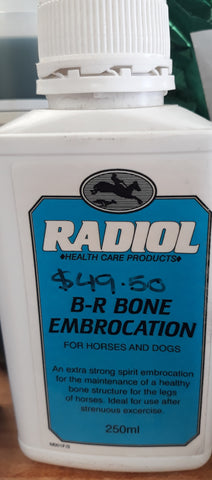 Radiol E-R Bone Embrocation