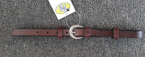 Westerb curb strap or breastplate strap