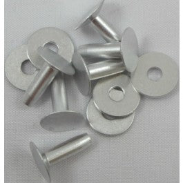 12mm Aluminium Hose Rivets