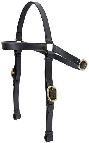 Platinum Barcoo Stock Bridle