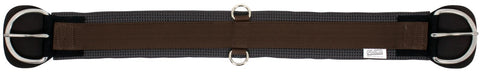 Cavallino Vented Antislip removable back Western Girrh Buckle Buckle