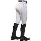 Wild With Flair Ladies Breeches White/White
