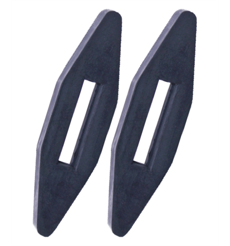 Blue Tag Rubber Rein Stoppers