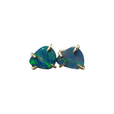 Blue Opal Earrings ***SOLD***