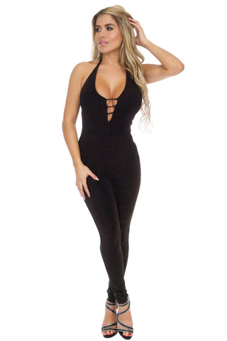 Bronze jumpsuit
