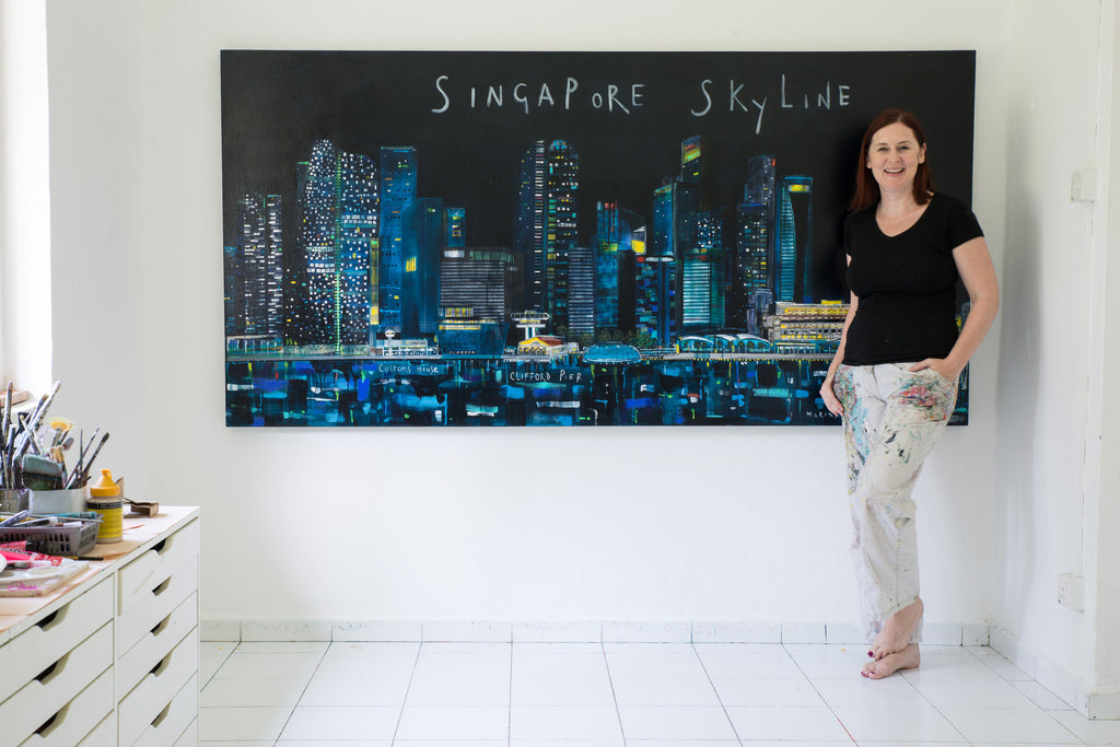Singapore National Day Art & Gift Ideas