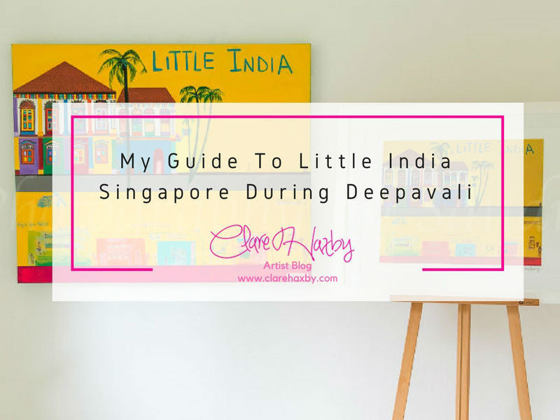 My Guide To Little India Singapore During Deepavali