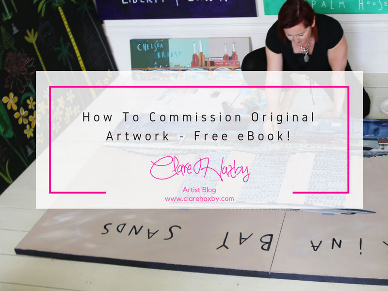 How To Commission Original Artwork