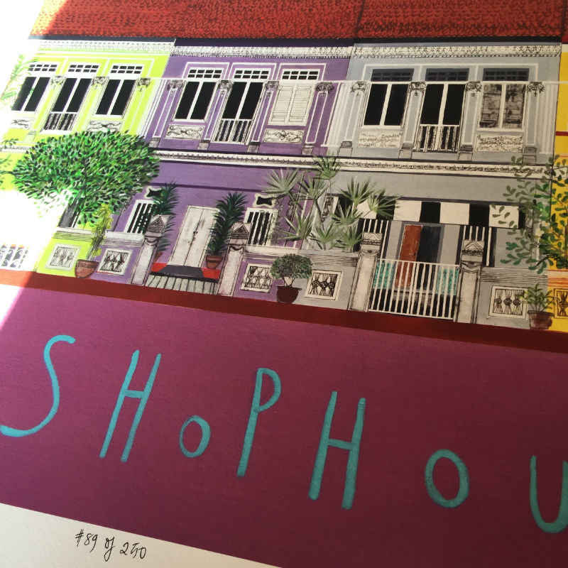 Singapore Shophouses to Switzerland