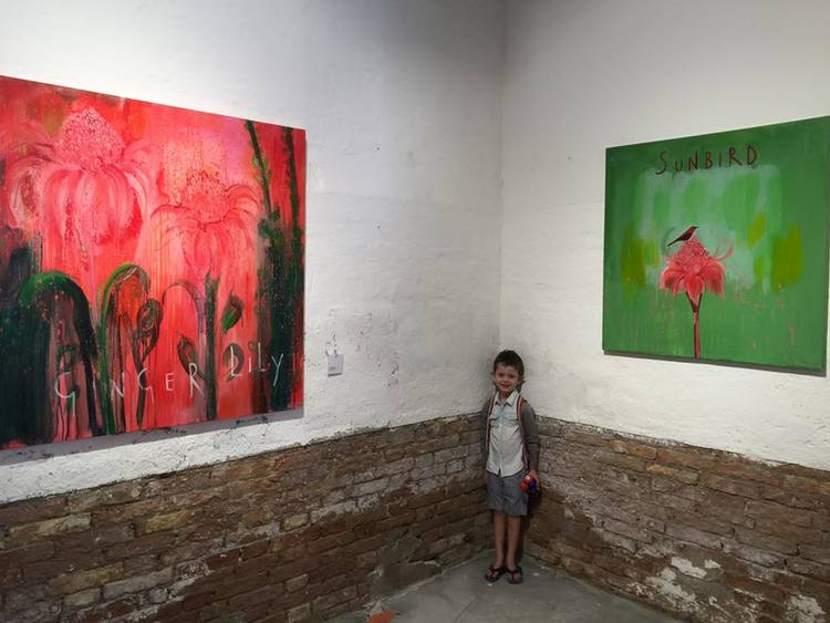 Alfie at Venice Art House
