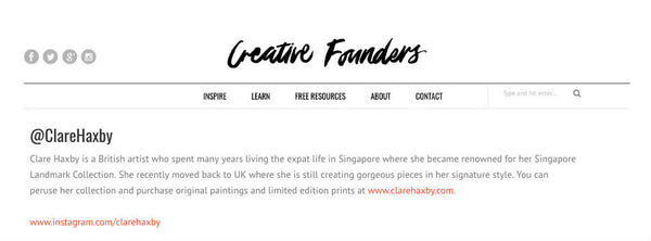 Creative Founders Studio