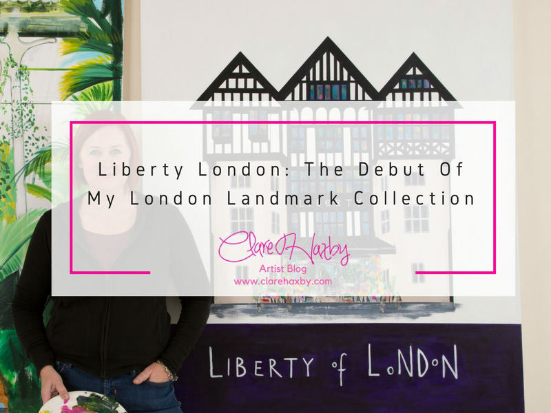 Liberty Of London - London Landmark Collection