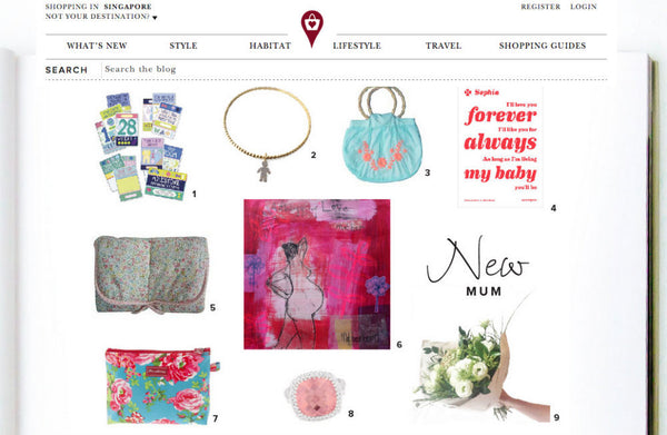 Clare Haxby Travelshopa Mother's Day Gift Guide