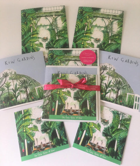 Kew Gardens Greetings Cards (Set of 3 designs)