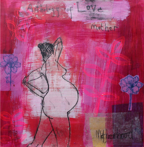 Emerging Motherhood By Clare Haxby