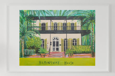 Hemingway House, Key West Florida