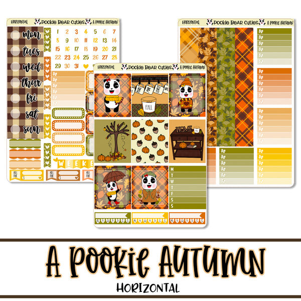 A Pookie Autumn- Horizontal