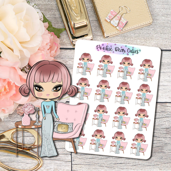 Cute Dolls Blogger Edition- Glammed Up