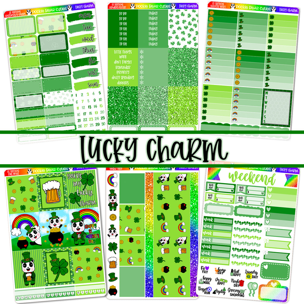 Lucky Charm Weekly Kit