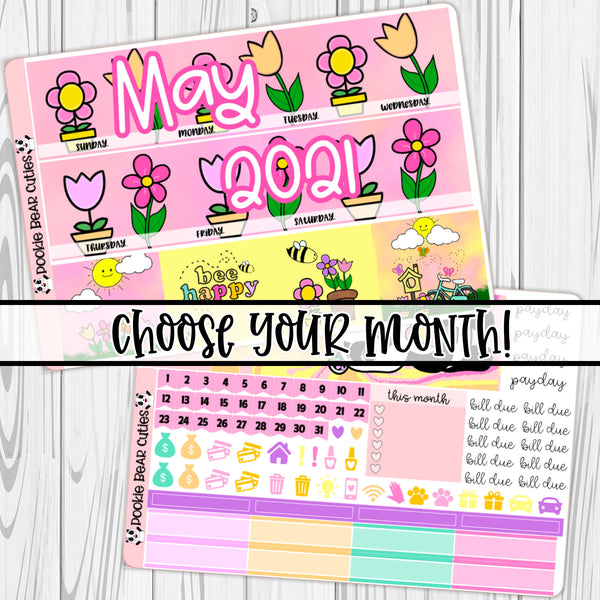 Monthly- Bee Happy