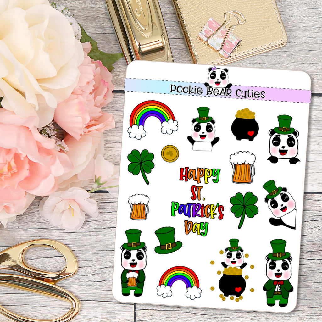 Lucky Charm Deco Stickers