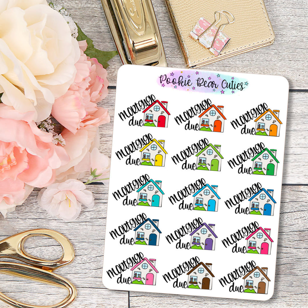 Mortgage Stickers