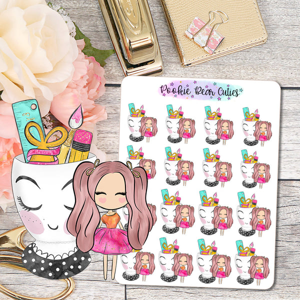 Crafty Girl- Planner Girl Essentials