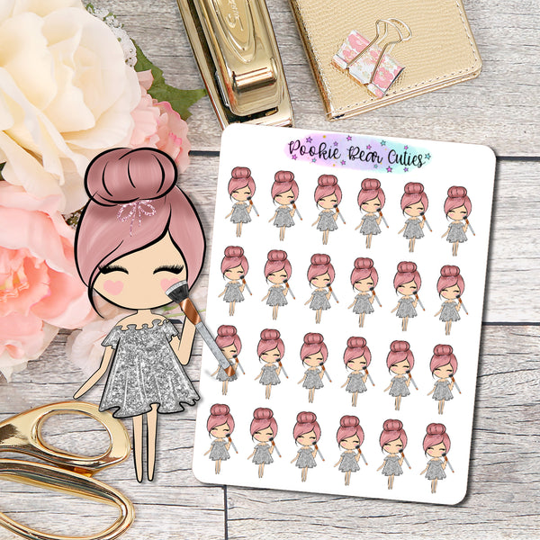 Cute Dolls Blogger Edition- Makeup