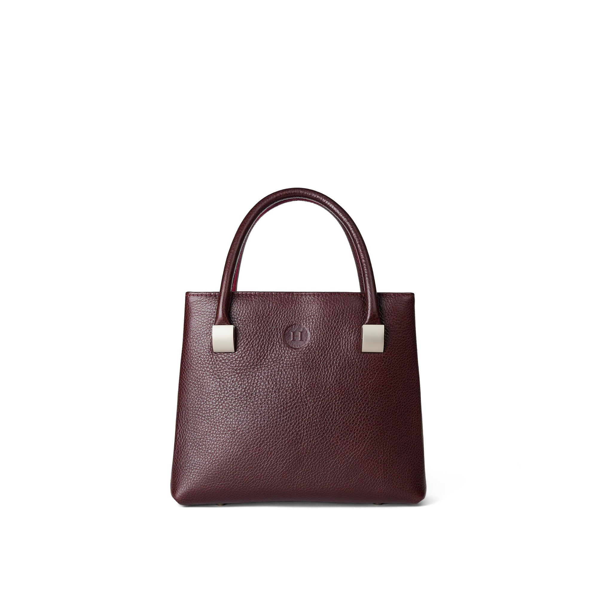 Aoife Small Handbag - Burgundy