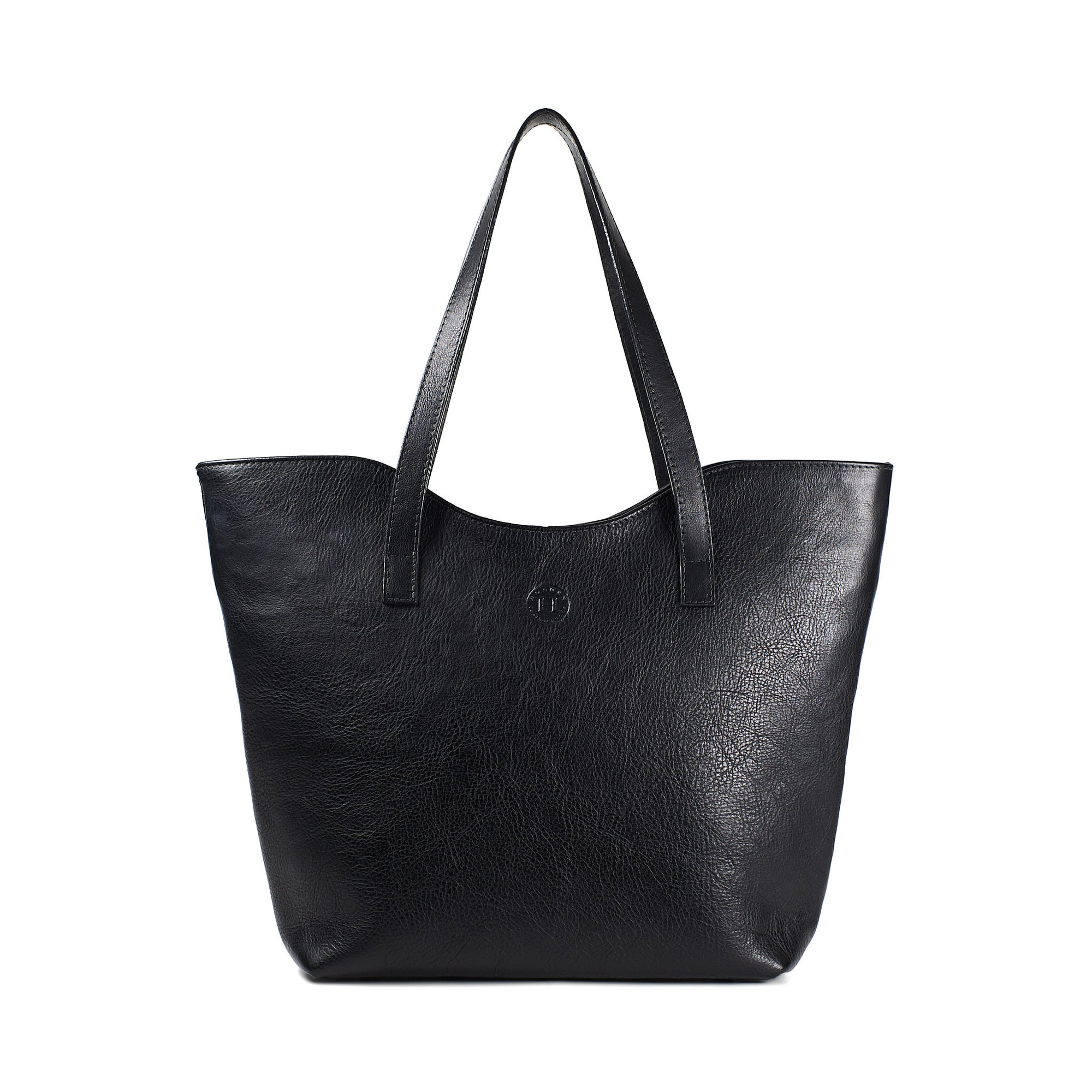 Caitlin Classic Large Tote - Black