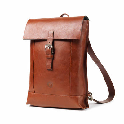 Holden Laptop Backpack - Chestnut