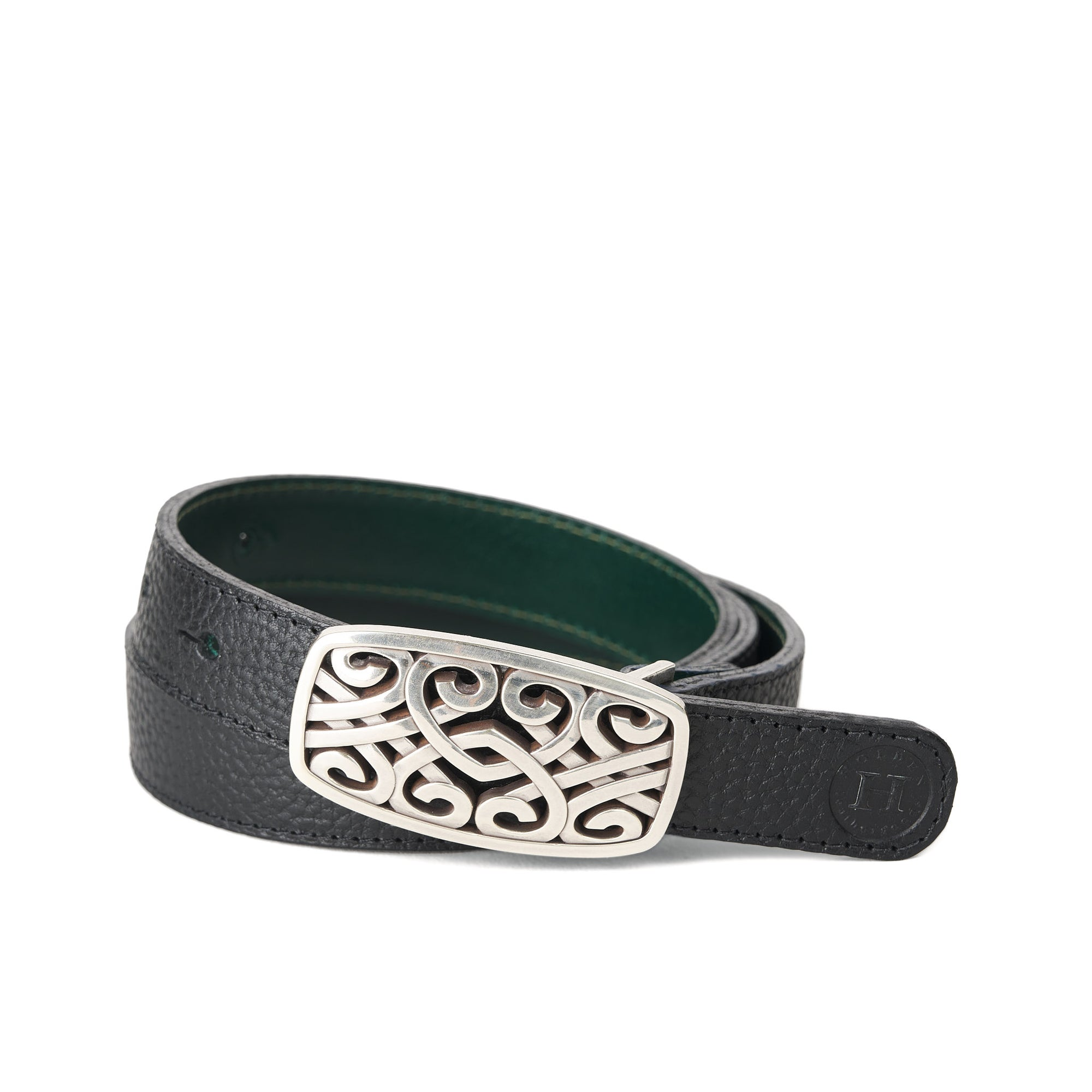 Holden Brandon Celtic Belt - Black