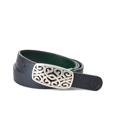 Holden Brandon Celtic Belt - Dark Navy