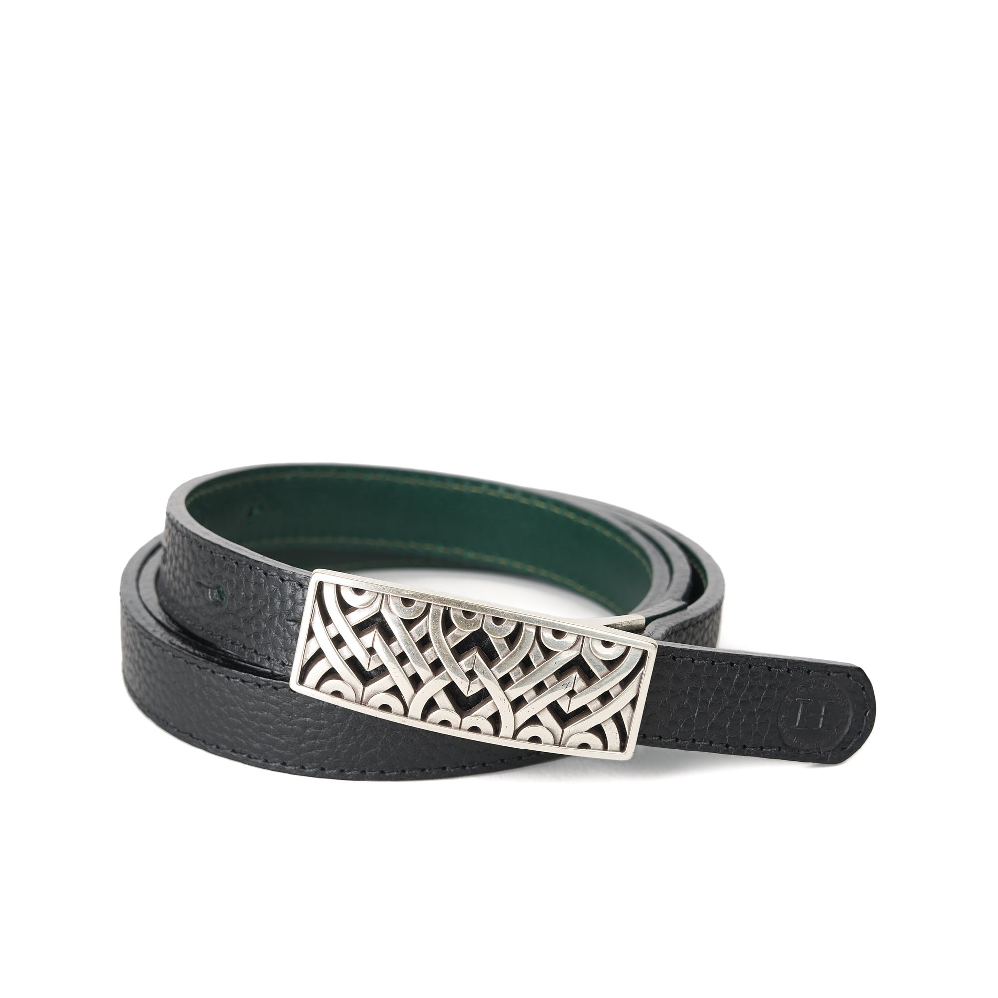 Holden Dúnbeg Celtic Belt - Black
