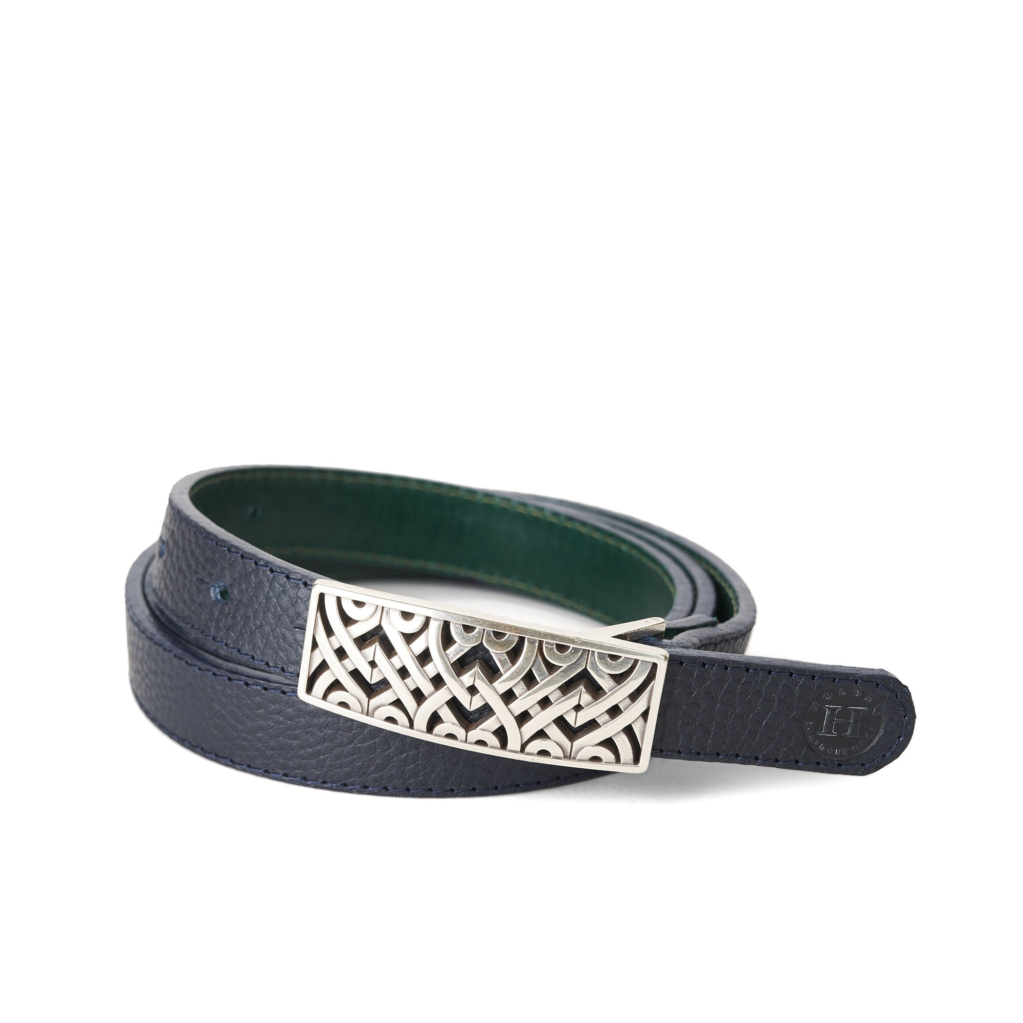 Holden Dúnbeg Celtic Belt - Dark Navy