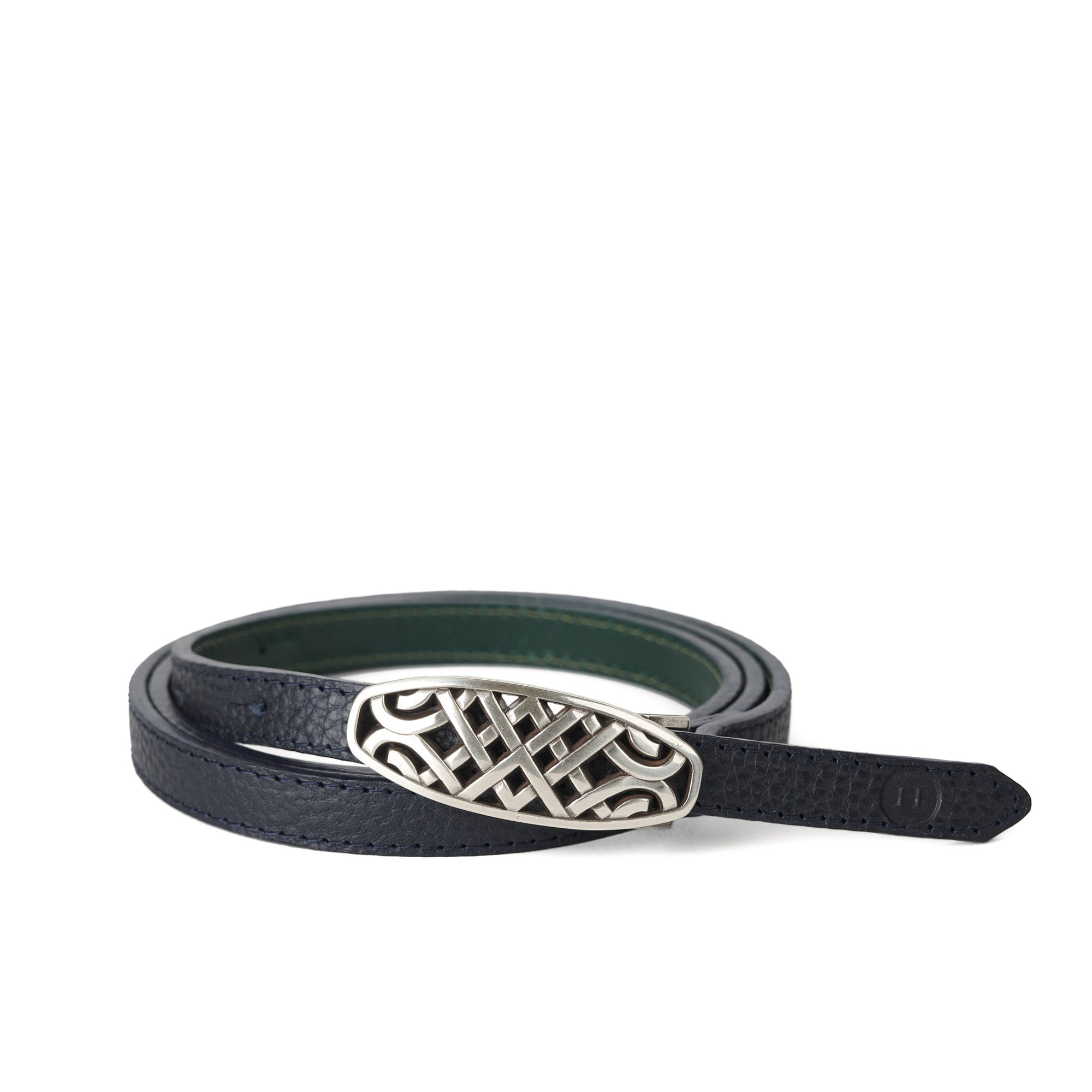Holden Ríasc Celtic Belt - Dark Navy