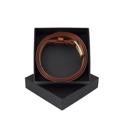 Holden Dress Belt DB1 - Chestnut